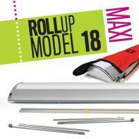 ROLL UP - MODELLO 18 MAXI - 250x200