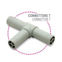 BARRIER - CONNETTORE T