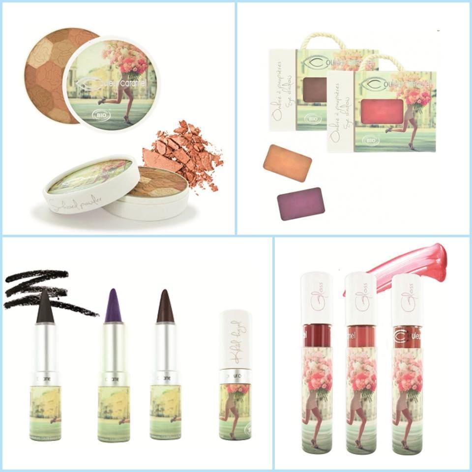 Couleur Caramel lip gloss 822 limited edition primavera-estate 2014