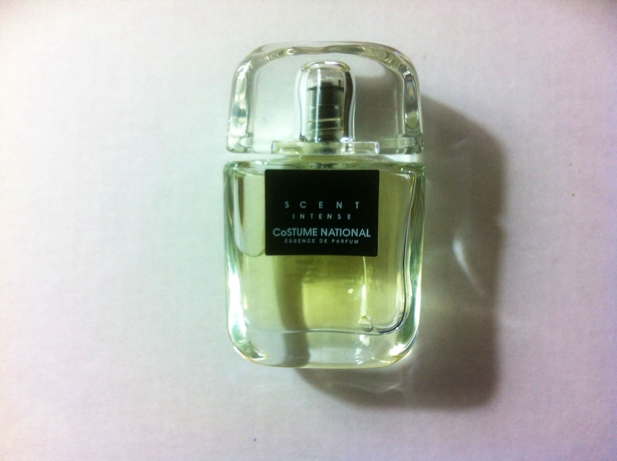 Costume national scent intense essence de parfum 15ml