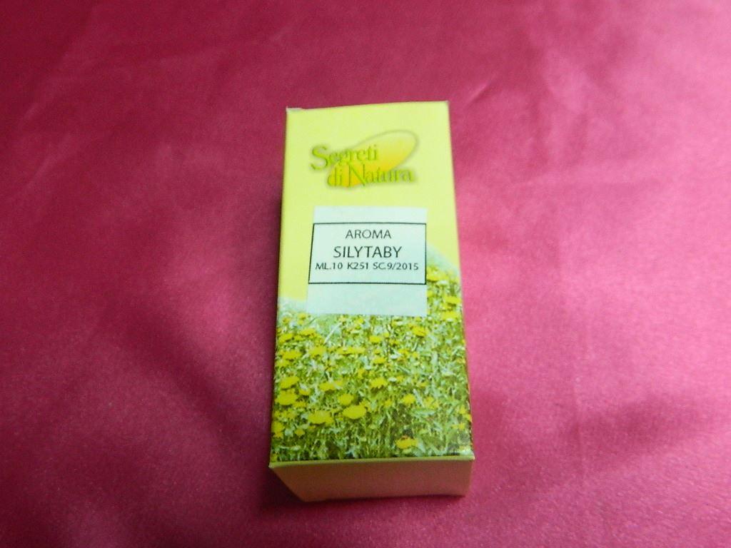 Segreti di natura aroma silytaby 10ml