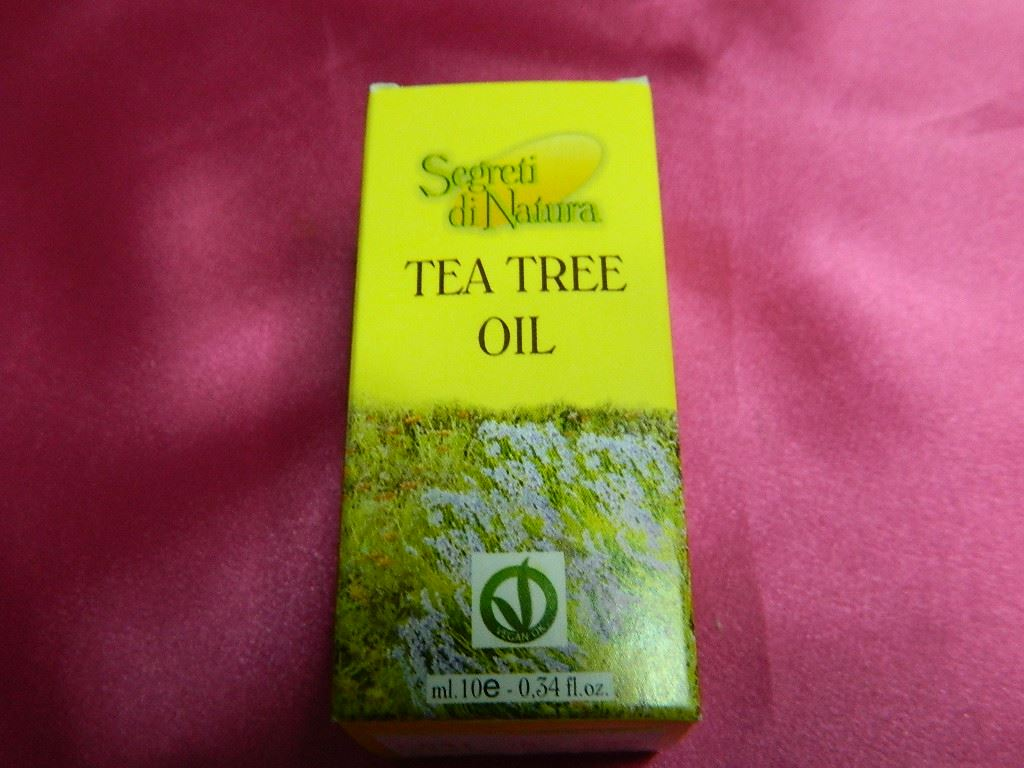 Segreti di natura tea tree oil 10ml
