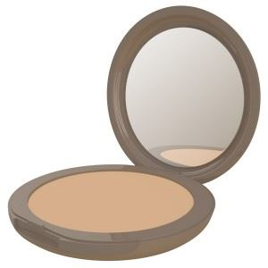 Neve cosmetics flat perfection tan warm fondotinta compatto