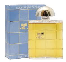 Courreges in blu parfum 15ml RARE