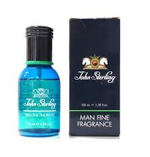 John Stering man fine fragrance 100ml
