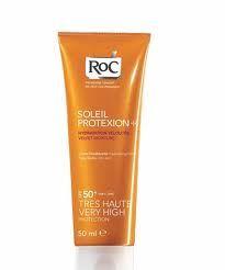 Roc Soleil Protexion Viso Spf 50 Pelli Normali E Miste