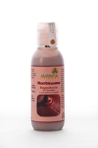 Alchimia Natura montezuma bagnodoccia al ciolccolato e scorzette d'arancia 125ml