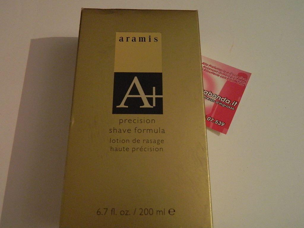 Aramis a+ precision shave formula 200ml