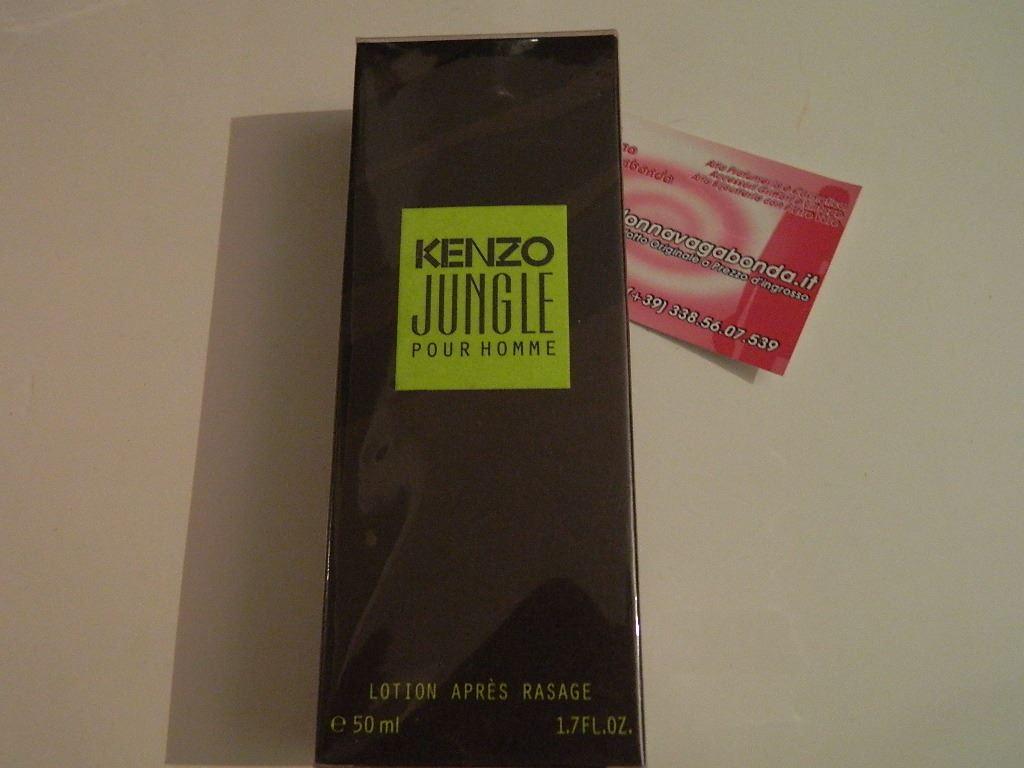 Kenzo jungle pour homme 50ml