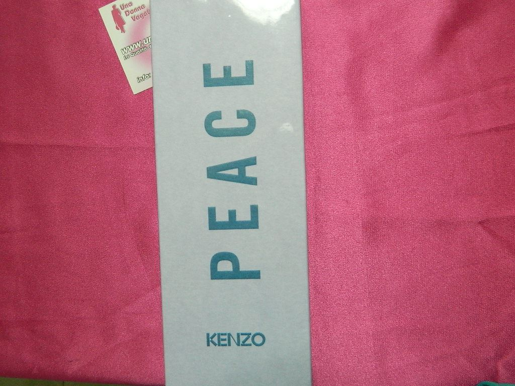 Kenzo time for peace 100ml RARE