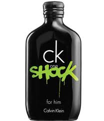 Calvin Klein ck one shock for him 200ml