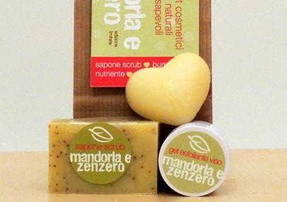 LaSaponaria Christmas edition minikit cosmetici 100%naturali e consapevoli