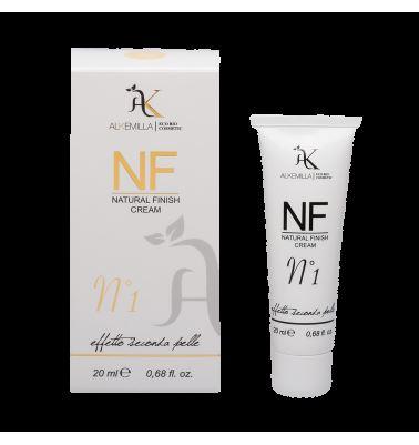 Alkemilla NF CREAM tre tonalità disponibili