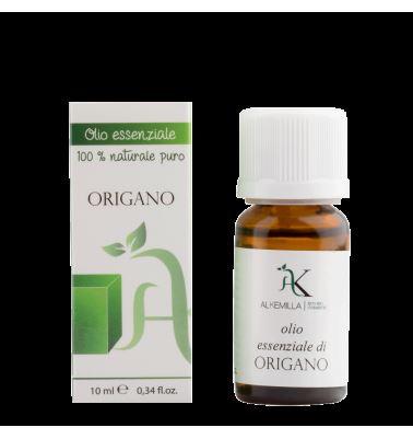 Alkemilla olio essenziale di origano