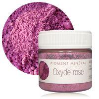Aroma Zone ossido rosa colorante minerale