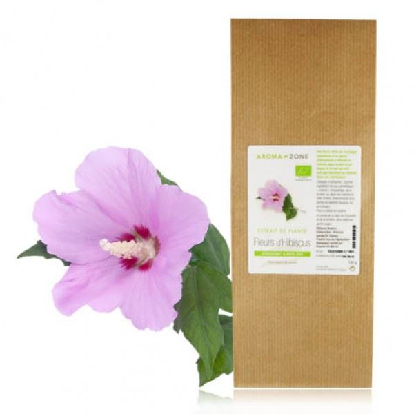 Aroma-zone fiori di hibiscus 100gr