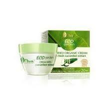 Ava laboratorium eco garden crema viso con estratto di cetriolo fresco + 20
