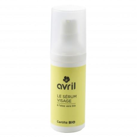 Avril siero viso all'aloe vera
