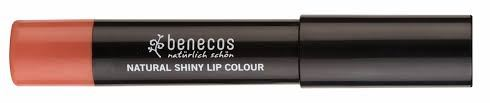 Benecos shiny lip color RUSTY ROSE