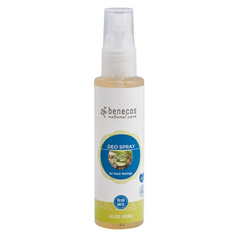 Benecos natural care deo spray aloe vera 75 ml