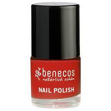 Benecos natural nail polish VARI COLORI