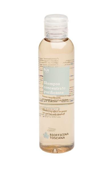 Biofficina Toscana shampoo concentrato PURIFICANTE