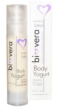 Bio vera body yogurt idratante corpo 100ml