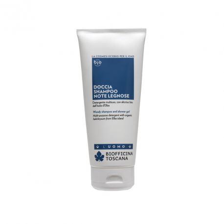 Biofficina Toscana doccia shampoo note legnose