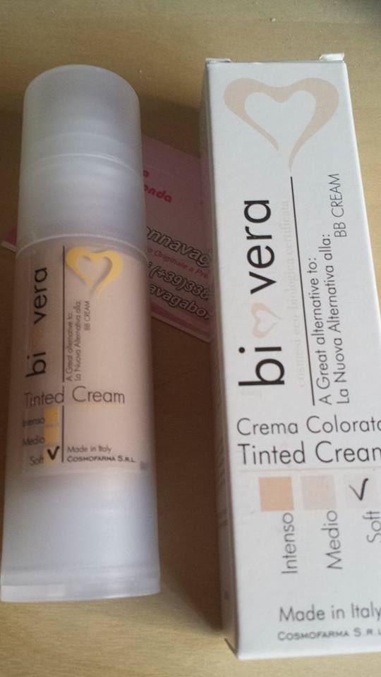 Biovera crema colorata bb cream SOFT