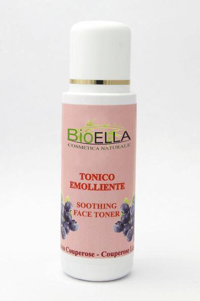 Bioella tonico emolliente linea COUPEROSE