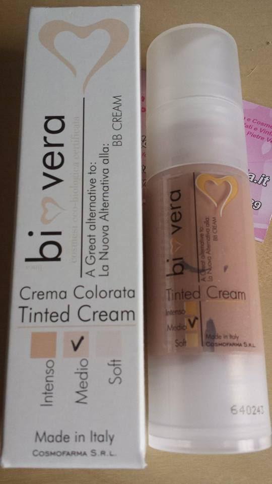 Biovera crema colorata bb cream MEDIO