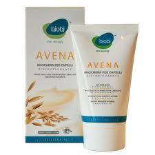 Bjobj Avena balsamo per capelli nutriente