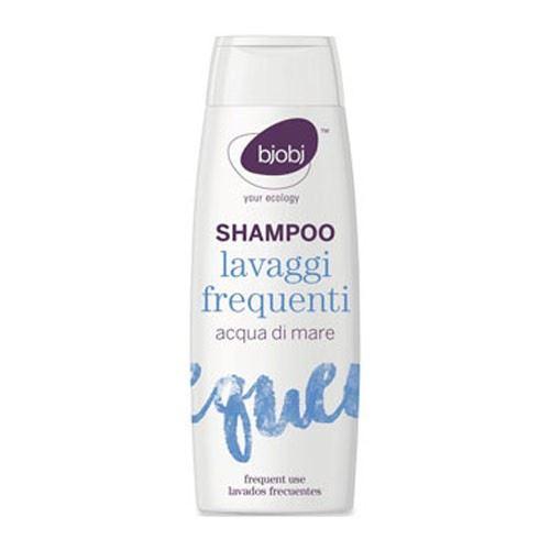 Bjobj shampoo lavaggi frequenti acqua di mare