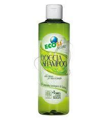 Ecosi doccia shampoo con estratto di salvia