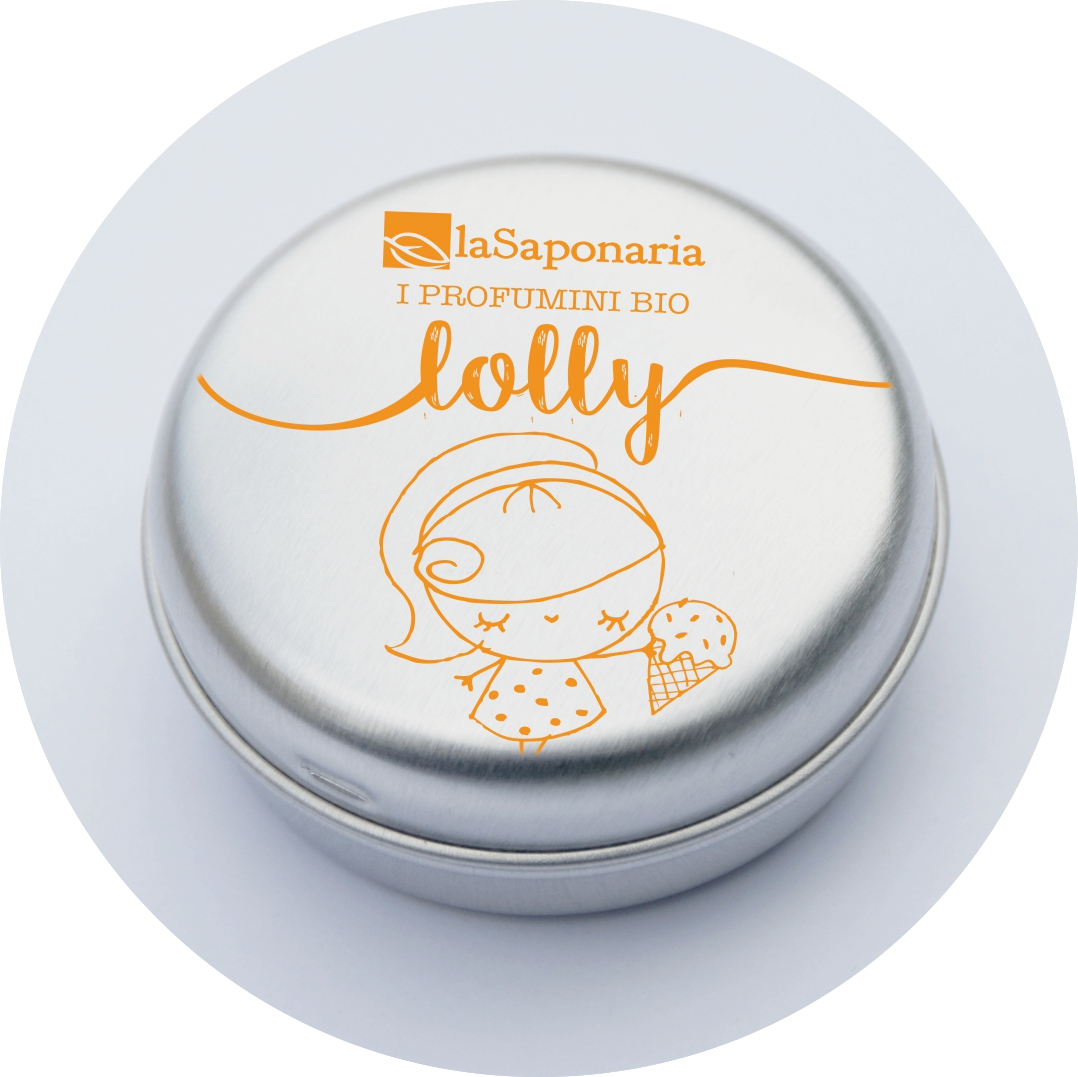 Lasaponaria profumino bio Lolly