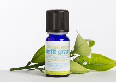 LaSaponaria olio essenziale di petit grain