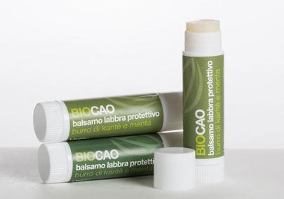 La saponaria balsamo labbra protettivo bio cao