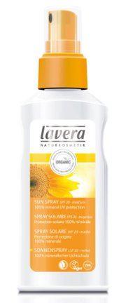 Lavera Spray Solare SPF 20 - medio