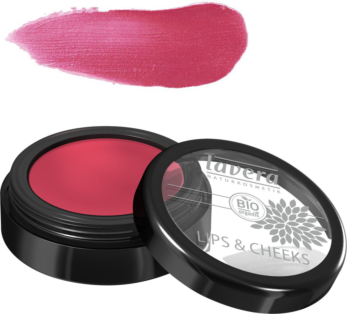 Lavera trend sensitiv lips & cheeks 02 cool berry