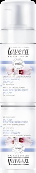Lavera emulsione detergente delicata malva e mandorla