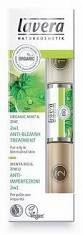 Lavera organic mint & zinc 2 in 1 anti blemish treatment