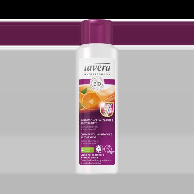Lavera shampoo volumizzante e rinforzante