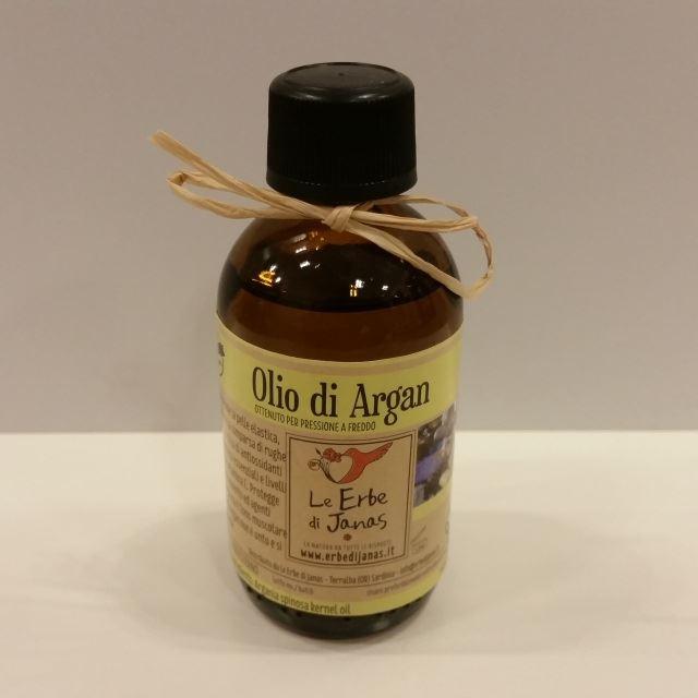 Le erbe di Janas olio di argan 50 ml