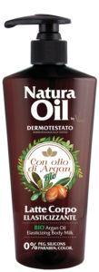Nanì Suarez latte elasticizzante corpo con olio d'oliva bio