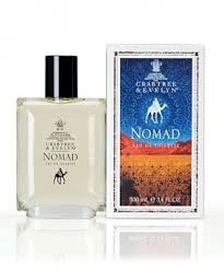 Crabtree & Evelyn nomad 100ml rare