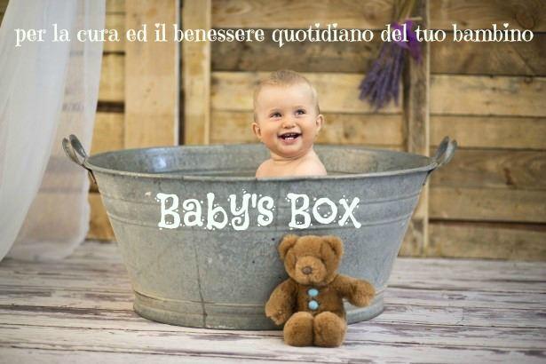 Baby Box Bio udv abbonamento trimestrale