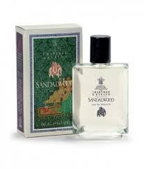 Crabtree & Evelyn sandalwood 100ml rare