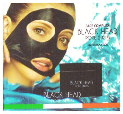 black head black mask ipoallergenico senza parabeni e conservanti