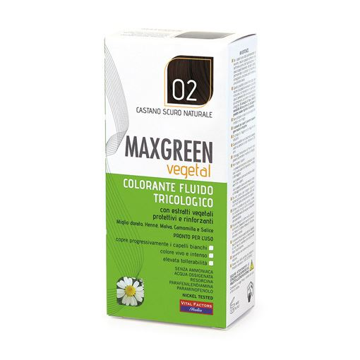 Max Green Vegetal 02 Castano Scuro Naturale