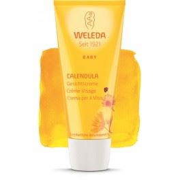 Weleda baby e child calendula crema viso 50 ml